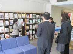 5. At the Information Center for Women's Education
